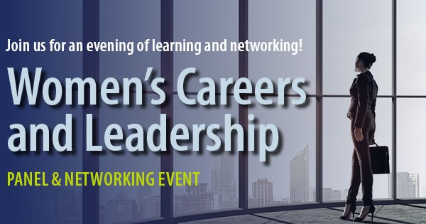 Nov. 14: Women's careers & leadership