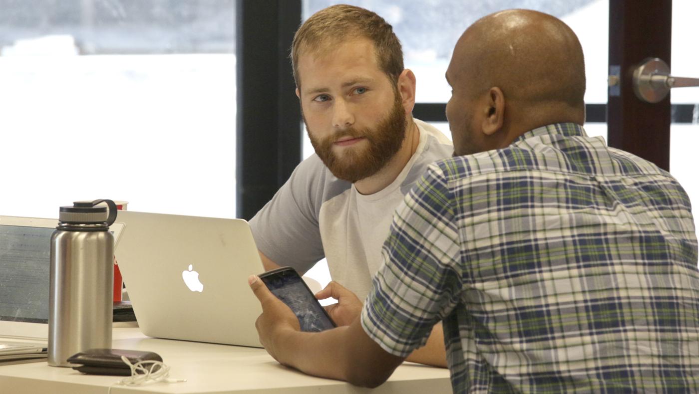 MBA Major in Entrepreneurial Studies Hero Image