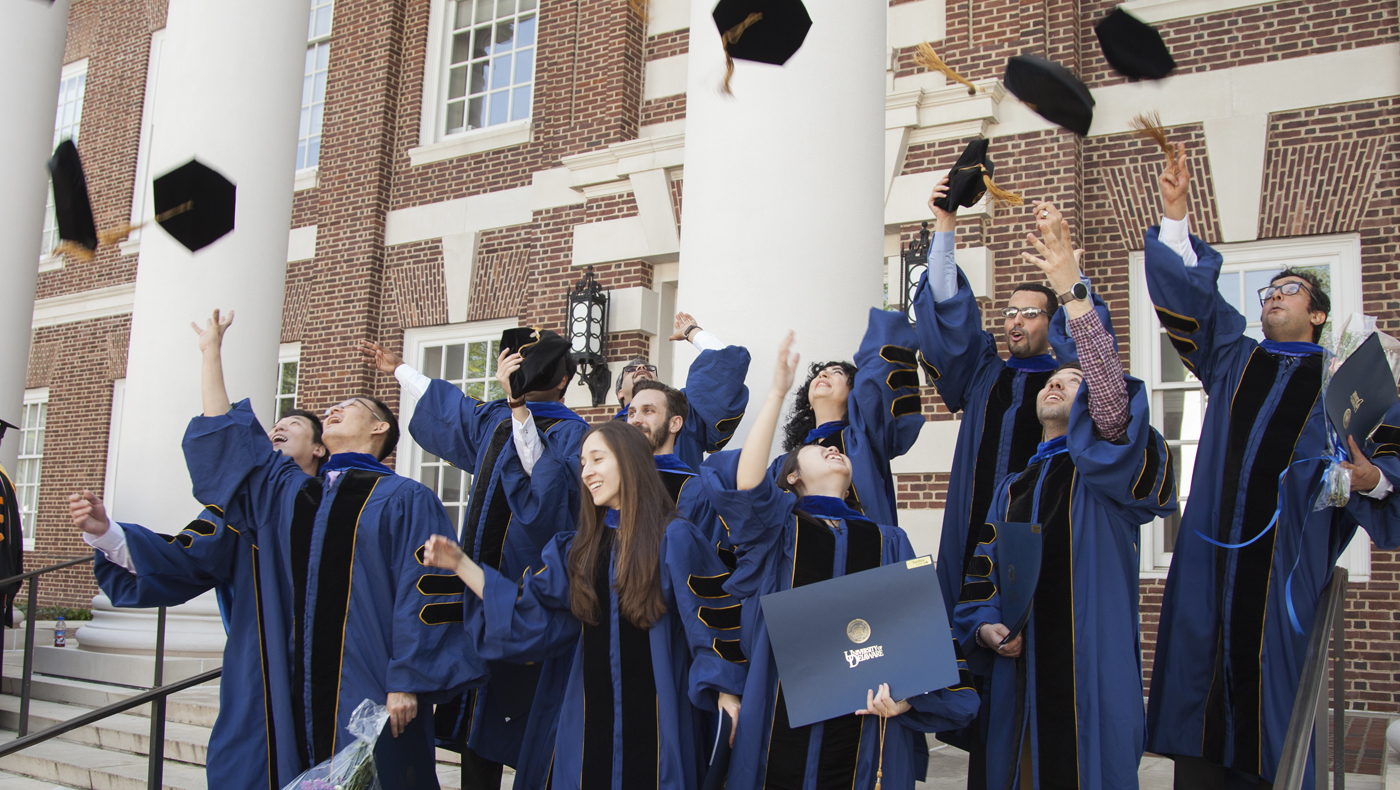 Lerner Class of 2018 includes first-ever FSAN Ph.D.s Hero Image