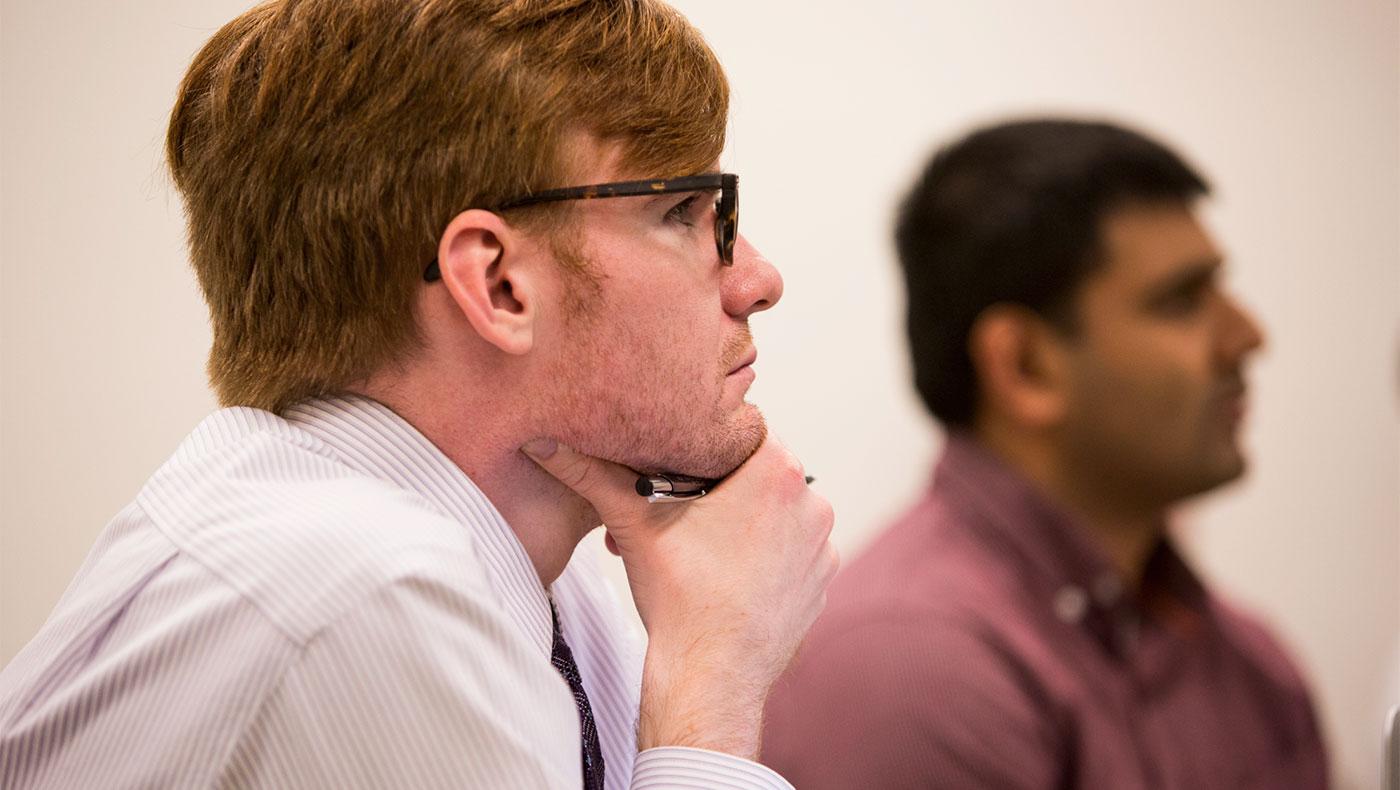 MBA + Master of Science in International Business Dual Degree Program Hero Image