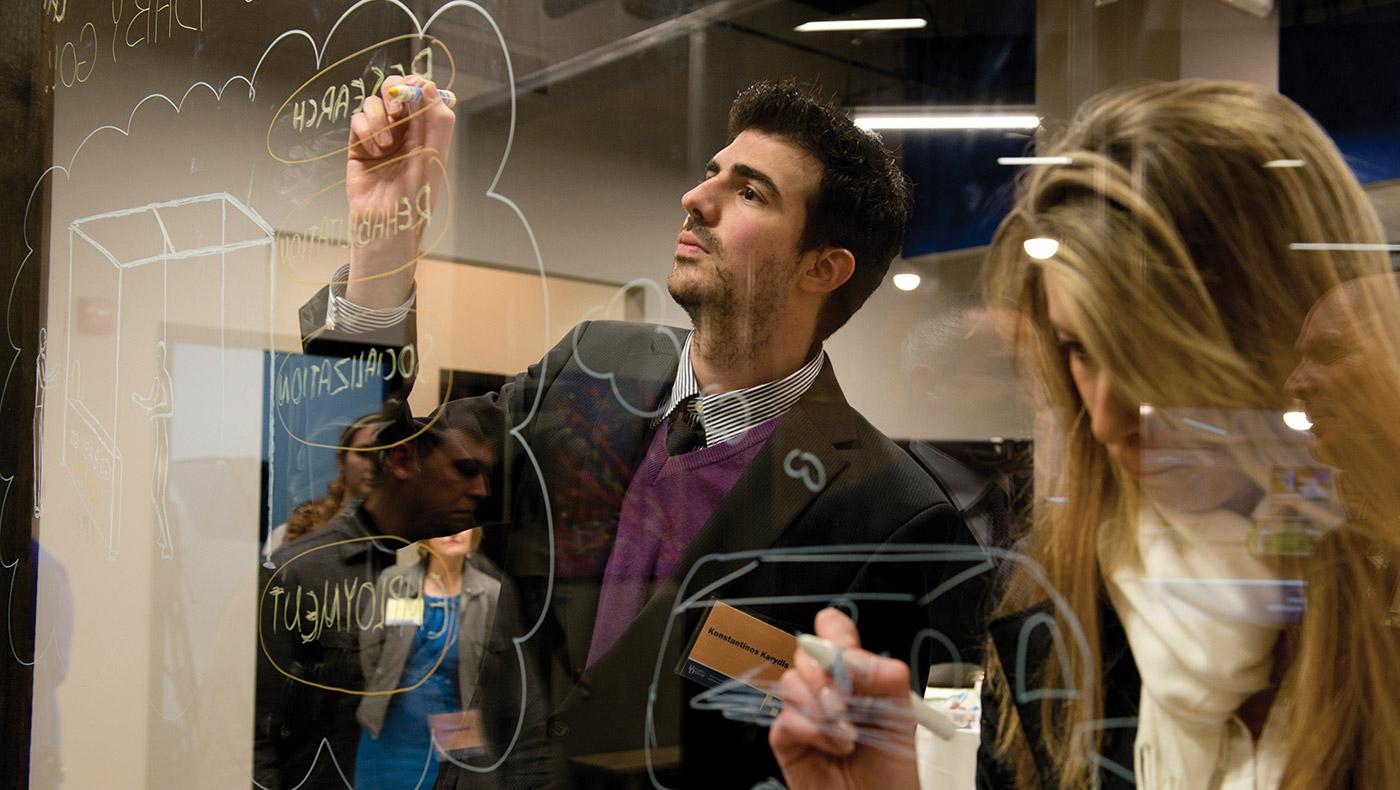 Master of Science in Entrepreneurship and Design
