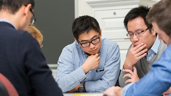 Global Enterprise Technology Internship