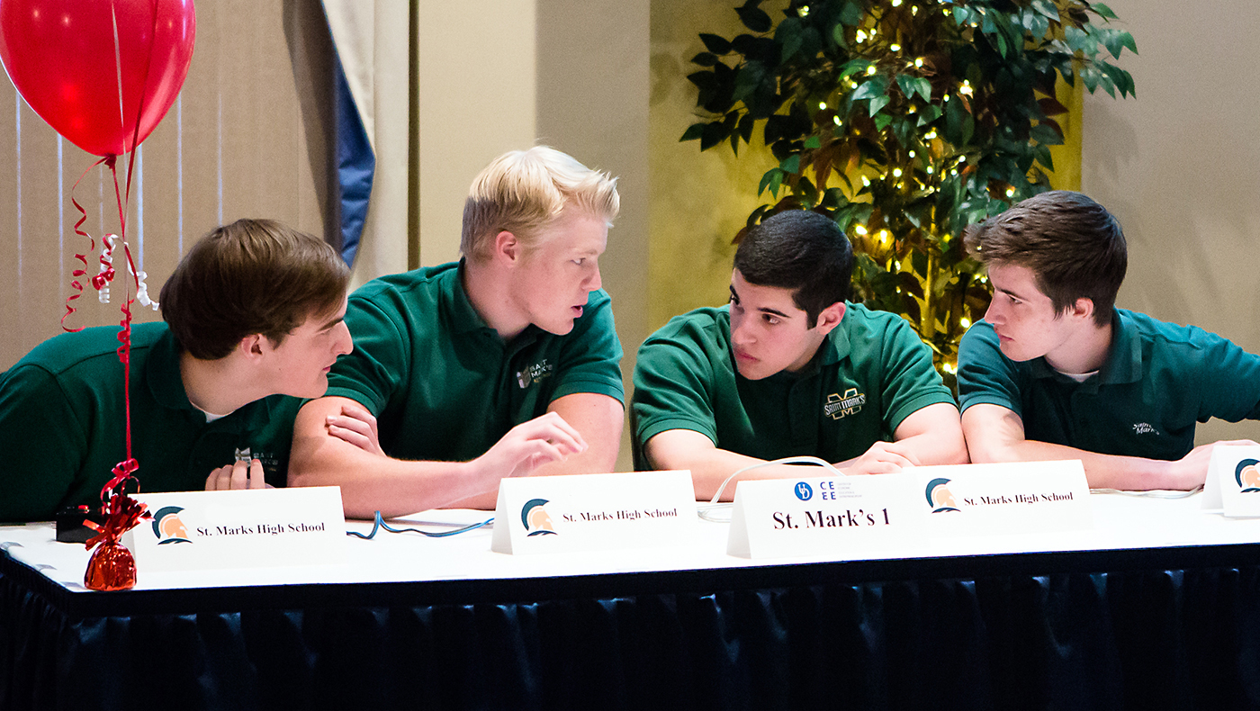 St. Mark's wins Delaware Personal Finance Challenge