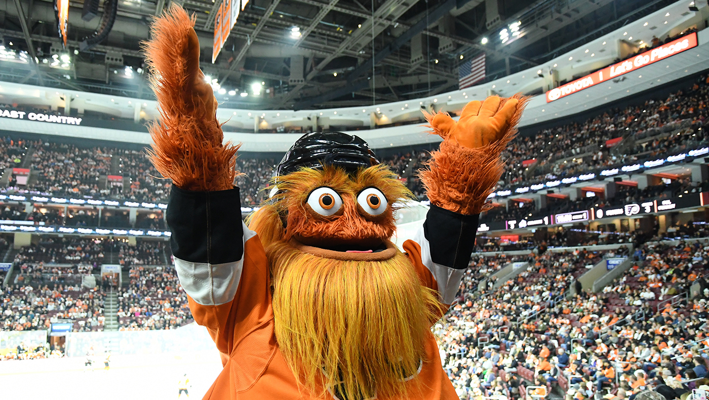 Gritty the Mascot: A sports marketing success or failure?