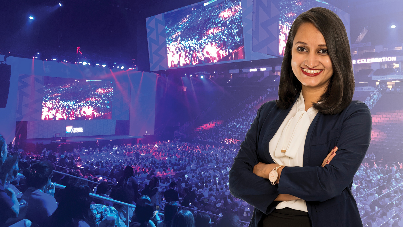 From Mumbai to Manhattan: ISTM student reflects on her journey