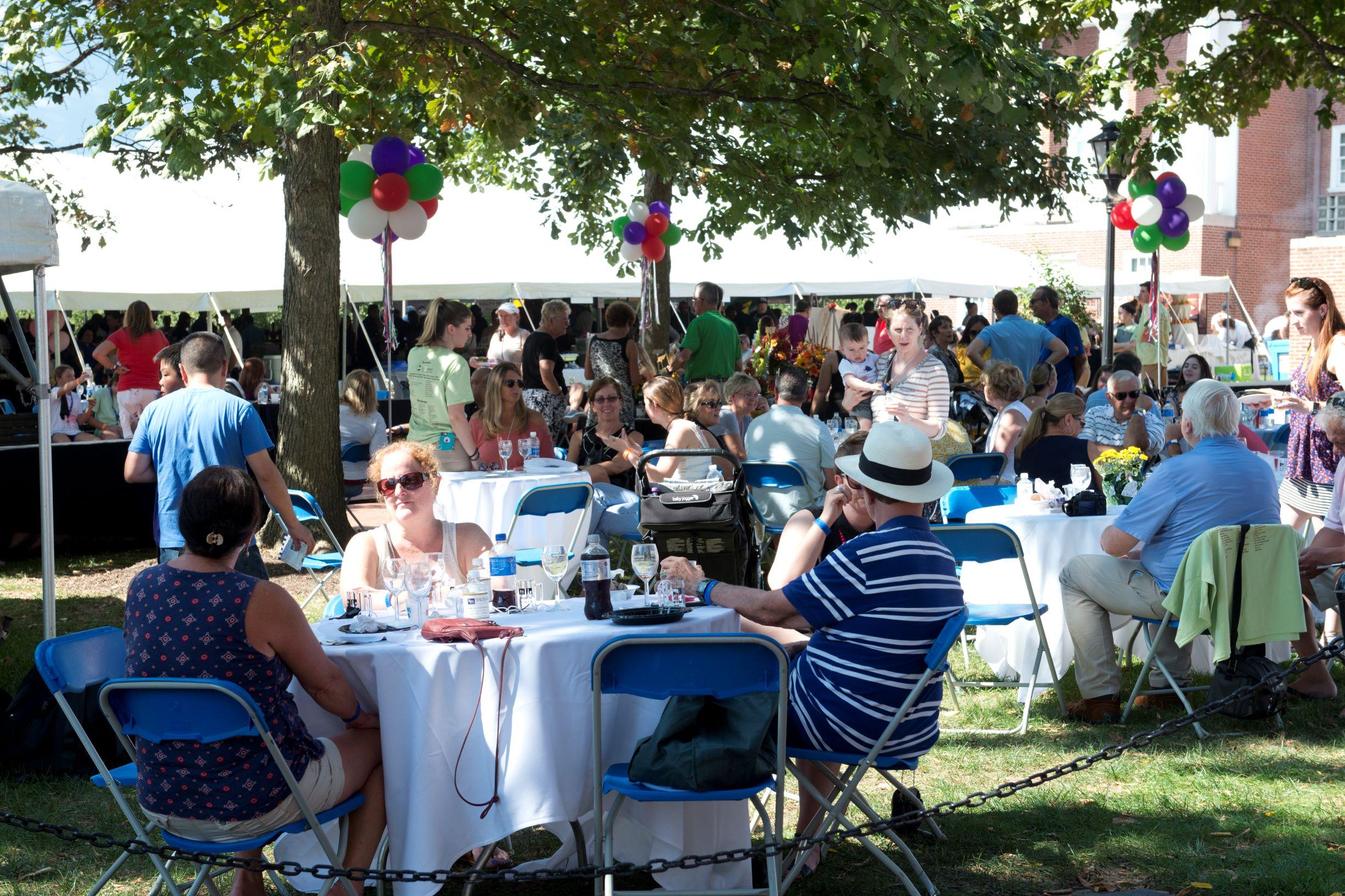 Foodie alert: Taste of Newark festival returns Sept. 30