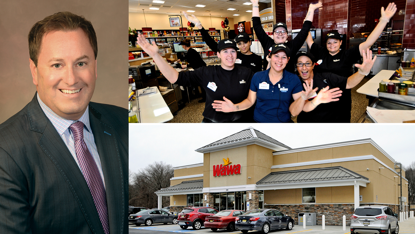 A Q&A with Wawa CEO Chris Gheysens on Delaware, business and more