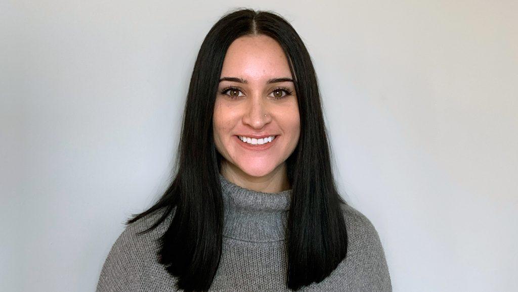 Student Sarah Poursaied