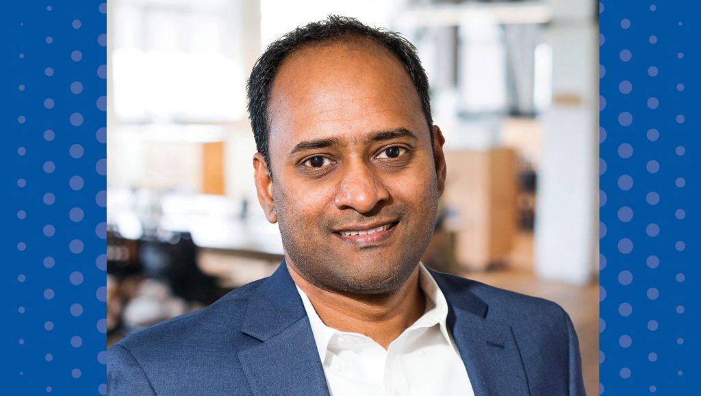 UD Lerner MBA Student Jay Sivasankaran